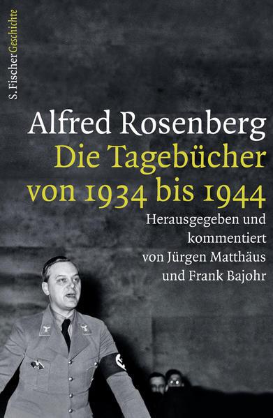 Alfred Rosenberg - Coverbild