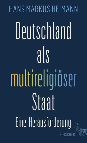 Deutschland als multireligiöser Staat – eine Herausforderung - Coverbild