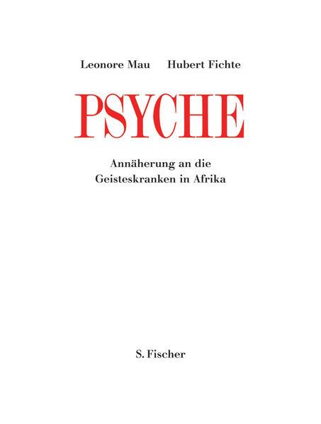 Psyche - Coverbild