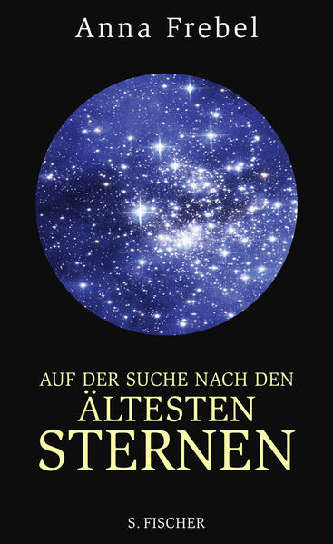 Auf der Suche nach den ältesten Sternen - Coverbild