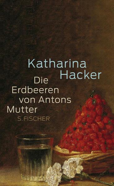 Die Erdbeeren von Antons Mutter - Coverbild