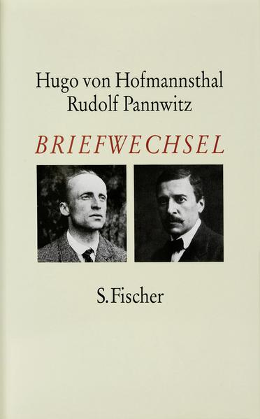 Briefwechsel 1907-1926 - Coverbild