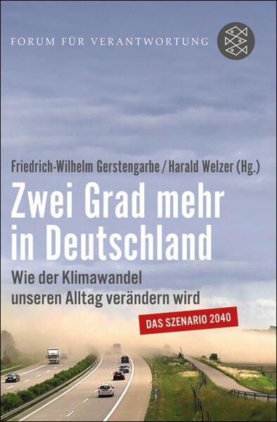 Zwei Grad mehr in Deutschland - Coverbild