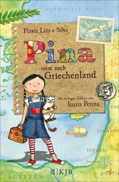 Pina reist nach Griechenland - Coverbild