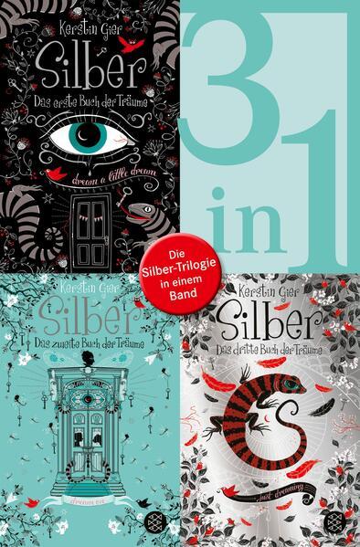 Silber – Die Trilogie der Träume - Coverbild