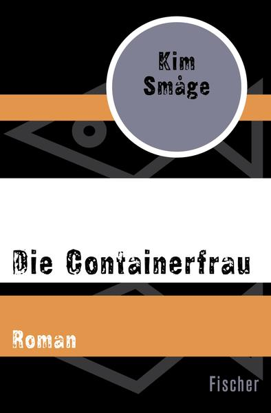 Die Containerfrau - Coverbild