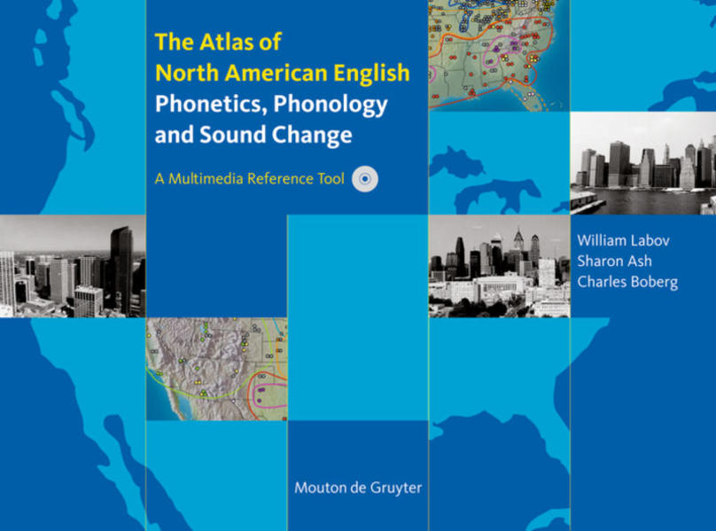 The Atlas of North American English - Coverbild