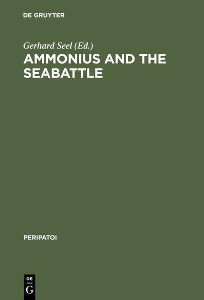 Ammonius and the Seabattle - Coverbild