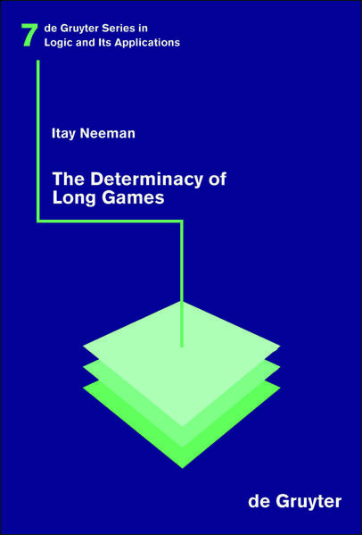 The Determinacy of Long Games - Coverbild