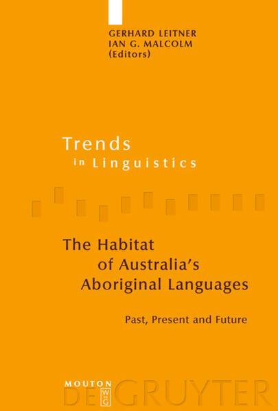 The Habitat of Australia's Aboriginal Languages - Coverbild