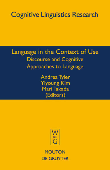 Language in the Context of Use - Coverbild