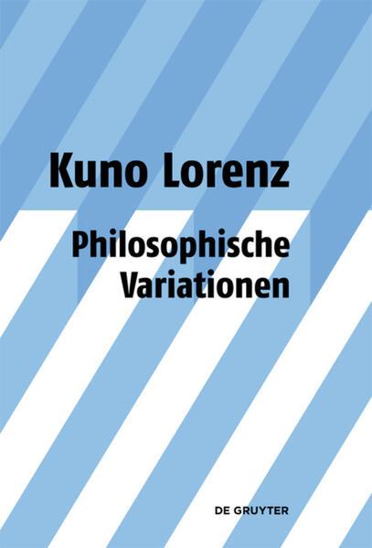 Philosophische Variationen - Coverbild