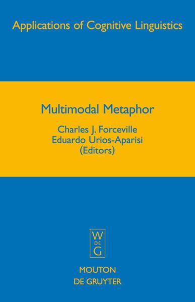 Multimodal Metaphor - Coverbild