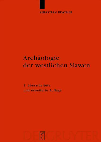 Archäologie der westlichen Slawen  - Coverbild