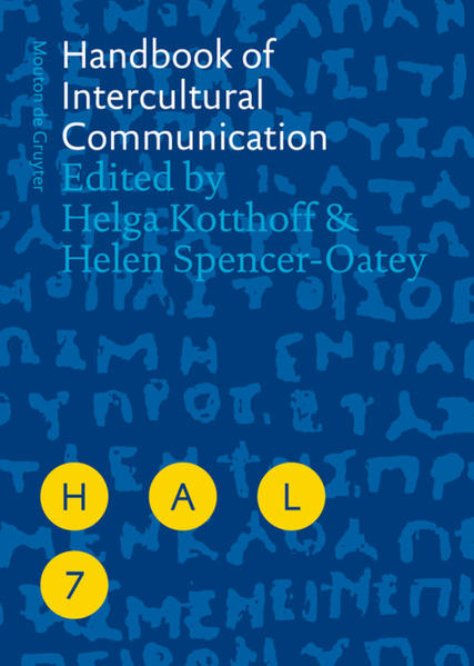 Handbook of Intercultural Communication - Coverbild