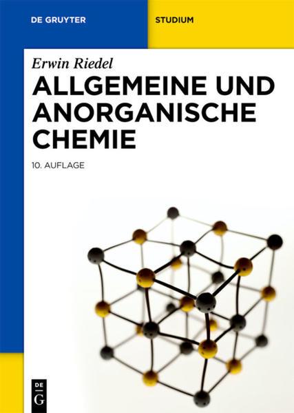 Allgemeine und Anorganische Chemie - Coverbild