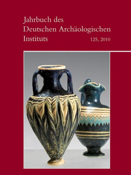 Jahrbuch des Deutschen Archäologischen Instituts / 2010 - Coverbild