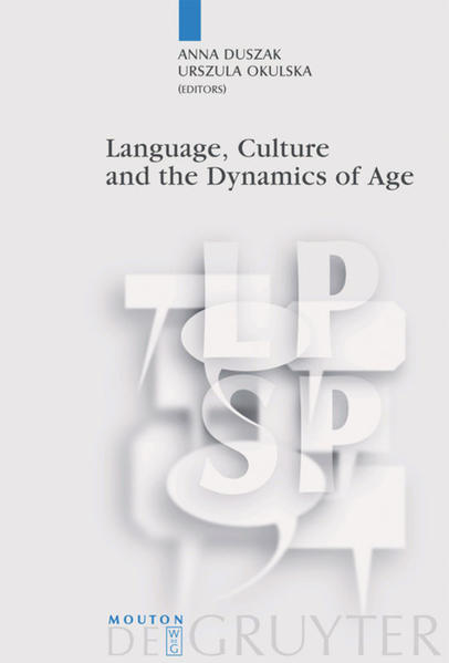 Language, Culture and the Dynamics of Age - Coverbild