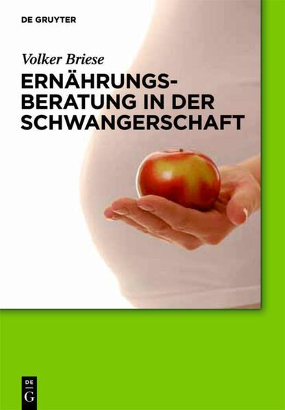 Ernährungsberatung in der Schwangerschaft - Coverbild