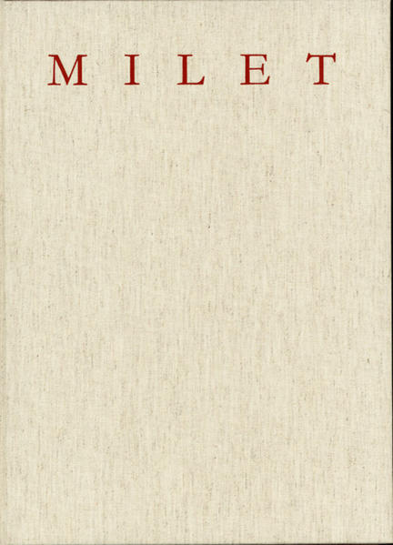 Milet. Funde aus Milet / Marmorskulpturen der römischen Kaiserzeit aus Milet - Coverbild