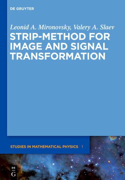 Strip-Method for Image and Signal Transformation - Coverbild