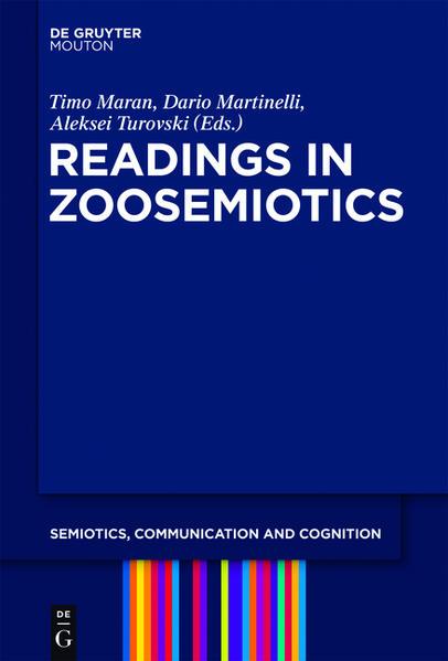 Readings in Zoosemiotics - Coverbild