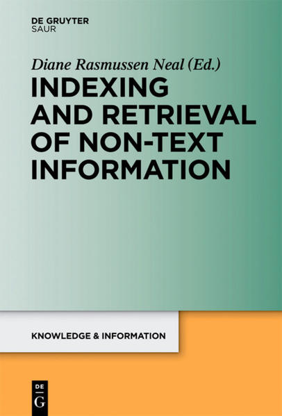 Indexing and Retrieval of Non-Text Information - Coverbild