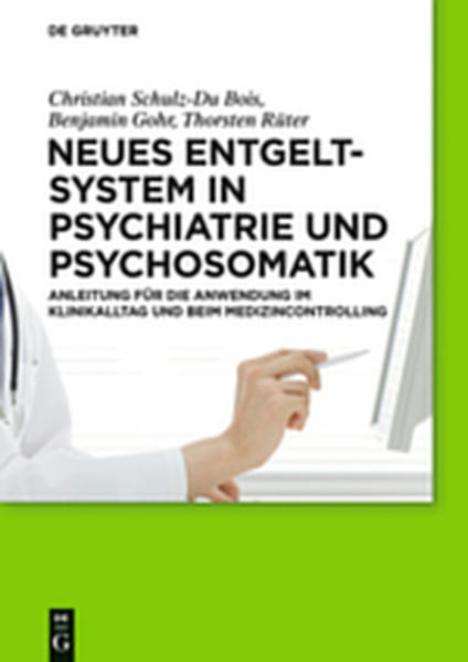 Neues Entgeltsystem in Psychiatrie und Psychosomatik - Coverbild