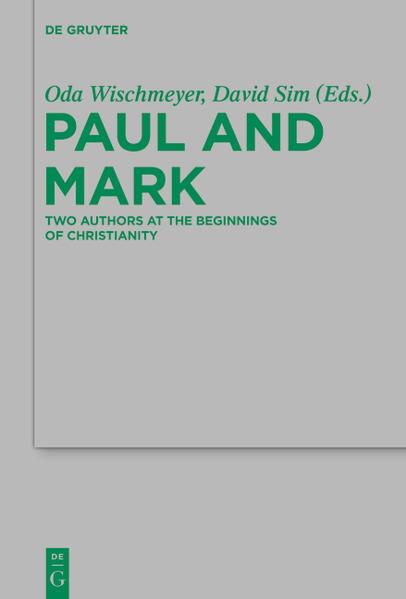 Paul and Mark - Coverbild