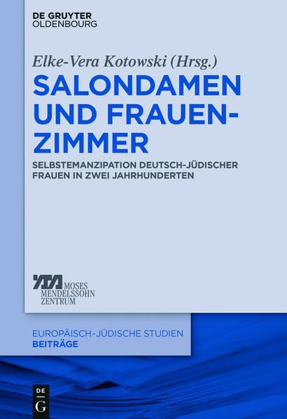 Salondamen und Frauenzimmer - Coverbild