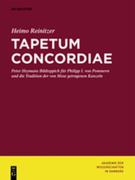 Tapetum Concordiae - Coverbild