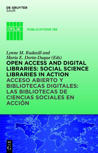 Open Access and Digital Libraries / Acceso Abierto y Bibliotecas Digitales - Coverbild