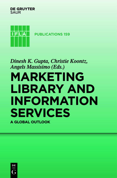 Marketing Library and Information Services II - Coverbild