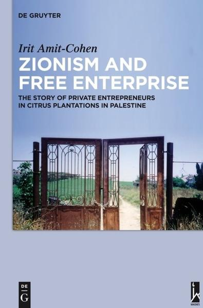 Zionism and Free Enterprise - Coverbild