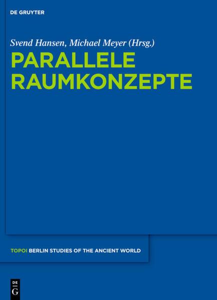 Parallele Raumkonzepte - Coverbild