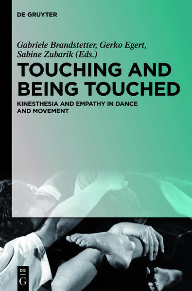 Touching and Being Touched - Coverbild
