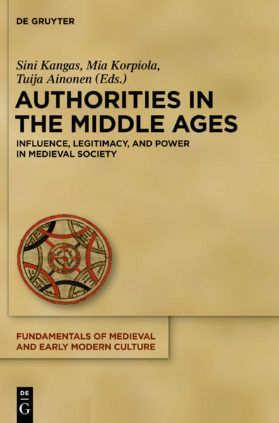 Authorities in the Middle Ages - Coverbild