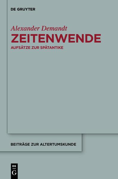 Zeitenwende - Coverbild