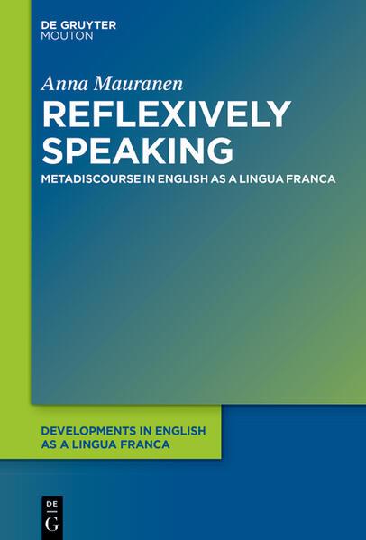 Reflexively Speaking - Coverbild