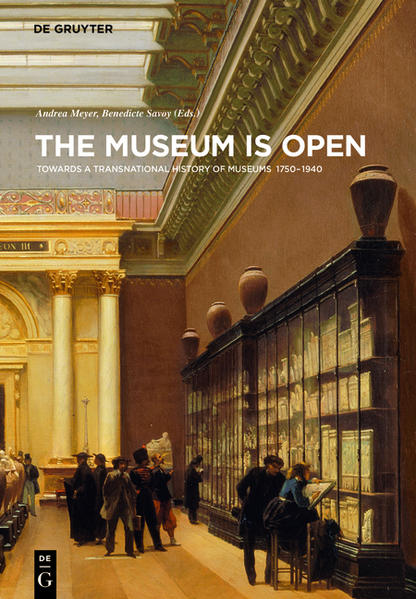 The Museum Is Open - Coverbild