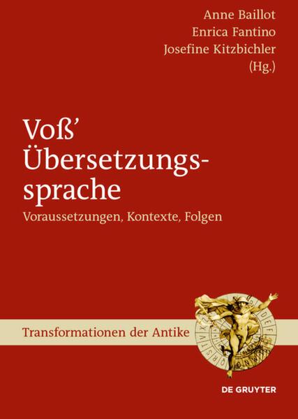 Voß' Übersetzungssprache - Coverbild