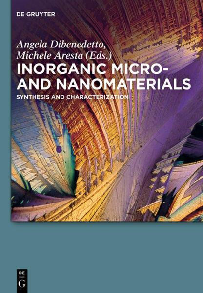 Inorganic Micro- and Nanomaterials - Coverbild