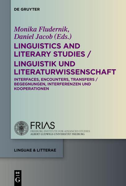 Linguistics and Literary Studies / Linguistik und Literaturwissenschaft - Coverbild