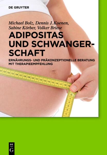 Adipositas und Schwangerschaft - Coverbild
