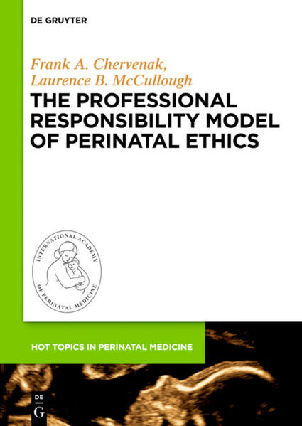 The Professional Responsibility Model of Perinatal Ethics - Coverbild