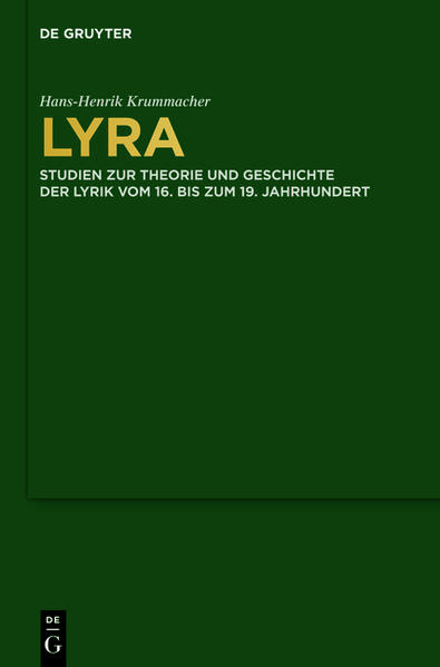 Lyra - Coverbild