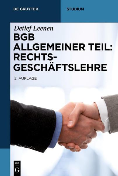 Epub BGB Allgemeiner Teil: Rechtsgeschäftslehre Herunterladen