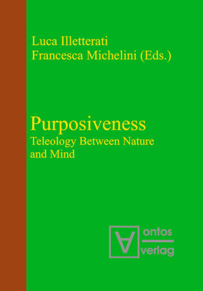 Purposiveness - Coverbild