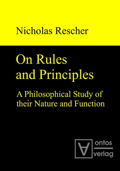 On Rules and Principles - Coverbild