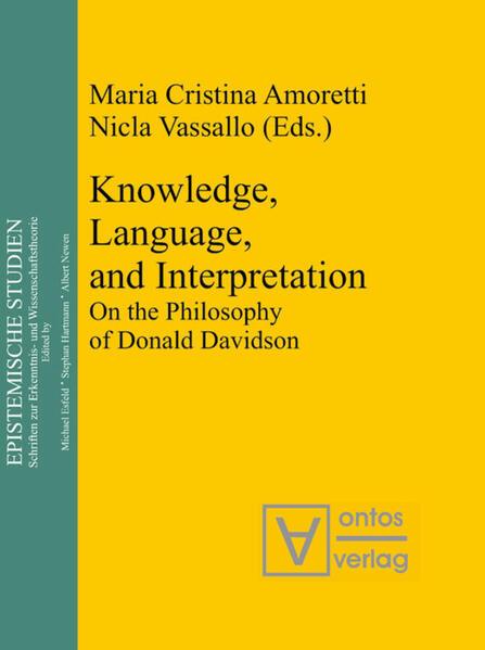 Knowledge, Language, and Interpretation - Coverbild